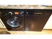 Hotpoint 1400 9kg Washing Machine 12 months old