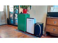 Pair of Vintage 90's Mordaunt Short MS812 Speakers in working order