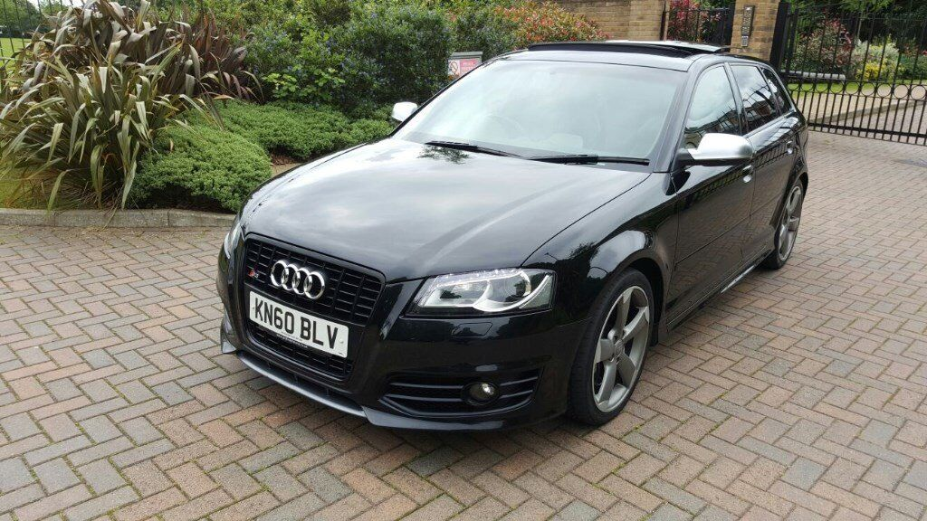 audi s3 2010 2 0 tfsi black edition s line quattro sportback panoramic roof in chesham. Black Bedroom Furniture Sets. Home Design Ideas
