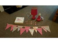 Pink Bedroom Bundle
