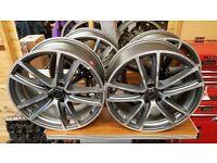 Vauxhall Mokka (Astra Mk6) Fox Racing Alloy Wheels