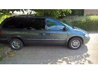Chrysler Grand Voyager 2.5 CRD