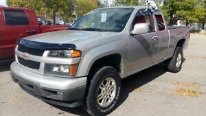 2010 Chevrolet Colorado 4x4,Lt,4cyl,Automatique,Climatiseur,Ens