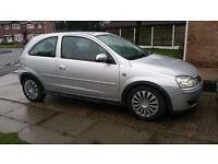 2003 Vauxhall Corsa small engine low insurance