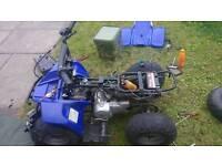 Kazuma meerkat 50cc spares or repair
