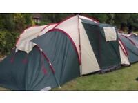 Lichfield Catalan 4800 8 man tent