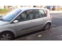 "Renault Scenic 1.9 dci 04 ""SPARES OR REPAIRS"""