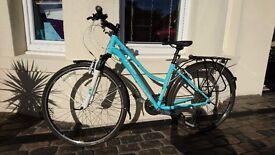 Trek 2015 Neko WSD Misty Green Womens Hybrid Bike
