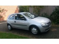 Vauxhall Corsa LOW mileage & former lady owner