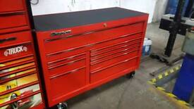 Snap on 78 roll cab