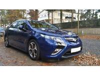 2014 (64) Vauxhall Ampera Electron, Power Blue, 45K miles, FVSH