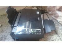 Epson Stylus sx205 printer-scanner-copier