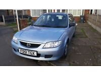 mazda 323f 87k full service history with mot manual superb running conditions hpi clear