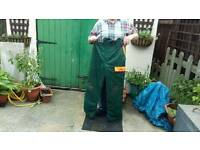 TYPE C CHAINSAW PROTECTIVE TROUSERS XL SIP.