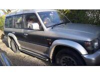 mitsubishi pajero, 1992, 2.5 auto