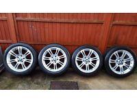 BMW 5 series (f10 f11)alloys wheels 18'' inch