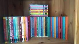 45 Childrens books