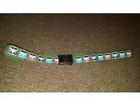 Green vw campervan belt