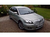 **SOLD**2007 07 Toyota Avensis T3-x D-4d, 2.0 Turbo Diesel**SOLD**