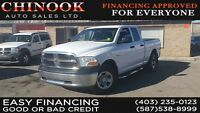 2012 Dodge Ram 1500 ST 4x4 Quad Cab CALL:(587)538-8999