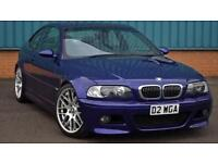 M3 Wanted in Mystic Blue Or Laguna Seca Blue only!