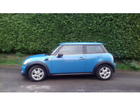 Mini One D 2014 with Pepper pack