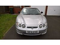 hyundai coupe 2001 1.6si very low mileage