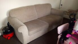 Material 2 & 3 seater sofas