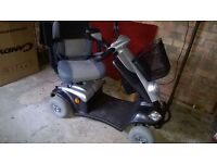 Kymco Midi XLS 8mph mobility Scooter with front basket