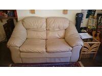 FREE cream beige sofa