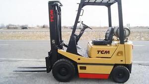0 Chariot élévateur/Forklift, TCM FG15