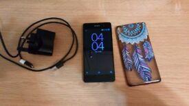 Sony E2 phone