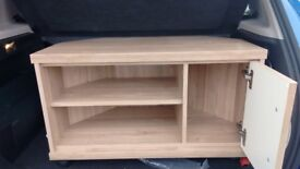 Television corner unit as new _£45 collection only