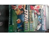 Striker & Super Striker 70's Football Games