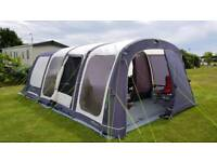 Outdoor revolution airedale 6 tent airbeam inflatable