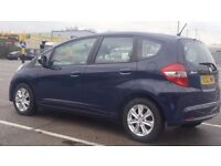 Honda JAZZ,2013,full Automatic,only 51k, one previous owner,blue long MOT,