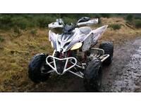 Yamaha Raptor 250r 2010