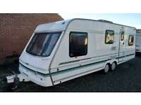 Swift conqueror 2000 5 berth twin axle 22ft