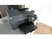 HP Officejet Pro 6830 | genuine ink XL | Fax / copier / printer / scanner | A4