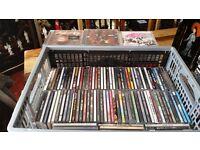 Rock & Metal CD Bundle - Over 200 Albums & 3 Ltd Edition & Collectable Vinyl
