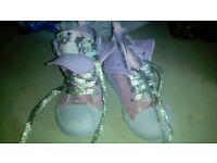 Girls Disney store Princess boots size 10