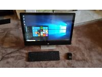 HP Envy Recline 27-K475NA TouchSmart i7 - 4790T 2.7Ghz 12GB 2TB BEATS AUDIO