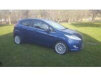 Ford fiesta 1.4 Titanium 2009 5 door