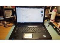 Dell Vostro A850 Laptop, 120gb Hard Drive, 3gb Memory, Dual Core, 15.6 Inch