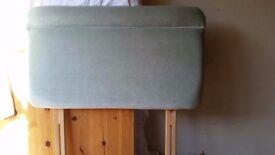 New unused single bed headboard