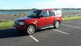 2011 Land Rover Discovery 4 HSE **** Excellent condition FSH Top Range ****