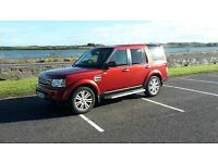2011 Land Rover Discovery 4 HSE ***SATNAV, PAN ROOF, 7 SEATER, TOW, SIDE STEPS, PRIVACY WINDOWS