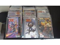 Ultimate X-Men Comic collection 1-65 plus annual