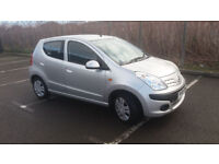 2010 NISSAN PIXO 1.0 N-TEC MET SILVER,NEW MOT,2 OWNER,GREAT VALUE