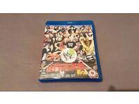 WWE / WWF Attitude Era Blu Ray DVD